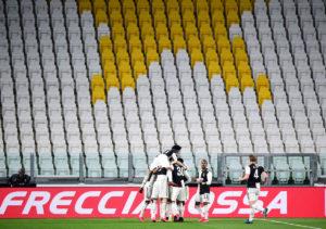 European football coronavirus