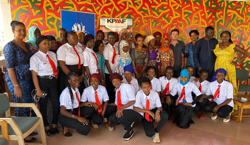 Guinée Games Projets