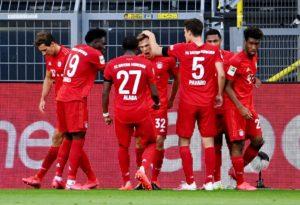 Bayern Munich Bundesliga